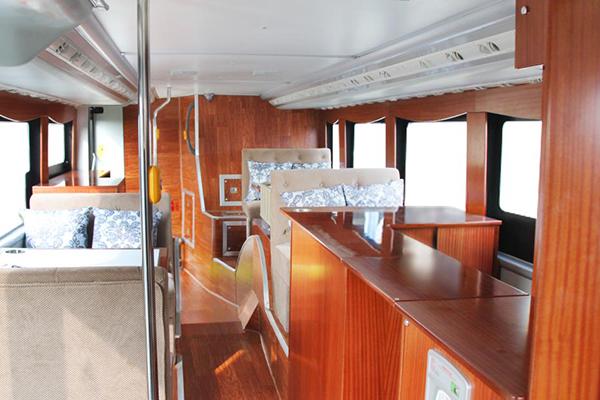 宇通ZK6115HNGS1A双层城市客车(液化天然气国五24-53座)