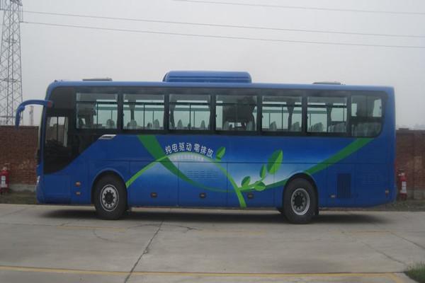 宇通ZK6125BEV4客车