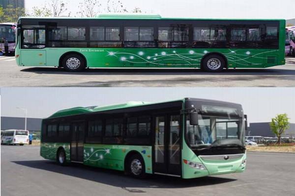 宇通ZK6125BEVG16城市客车