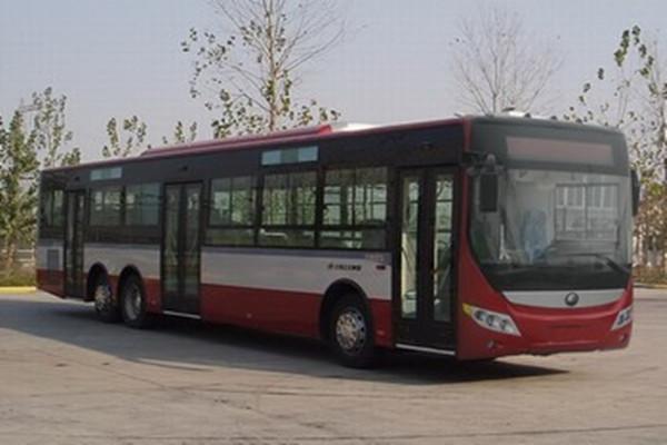 宇通ZK6140HNG2城市客车