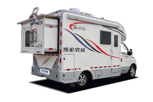 凯伦宾威ZK5041XLJ3旅居车