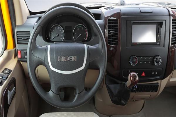 海格KLQ6590XAE小学生专用校车(柴油国四10-19座)