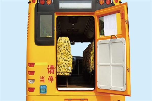 海格KLQ6756XQE42幼儿专用校车(柴油国四24-41座)