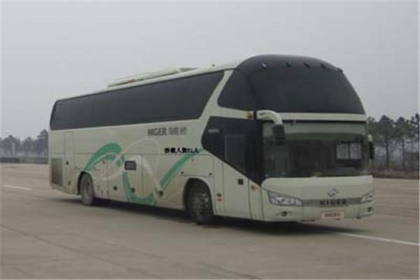 海格KLQ6122DAE50客车(柴油国五24-63座)
