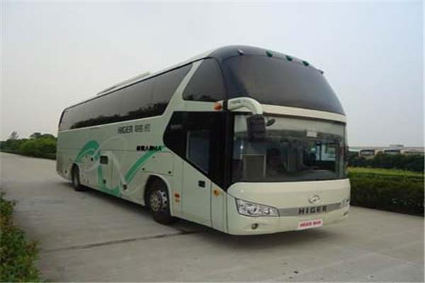 海格KLQ6122DAC52客车(天然气国五24-63座)