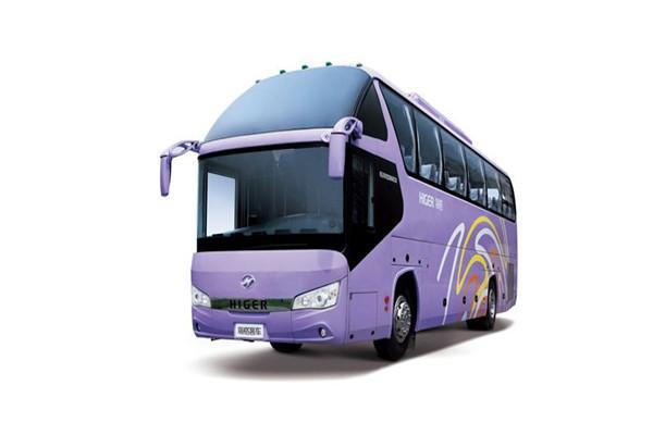 海格KLQ6122HAE52客车(柴油国五24-54座)