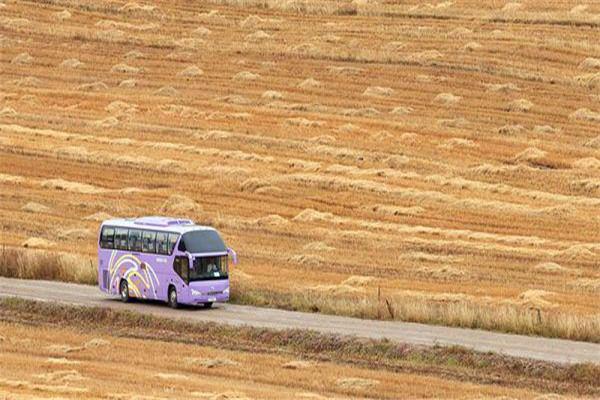 海格KLQ6122HAE50客车(柴油国五24-54座)
