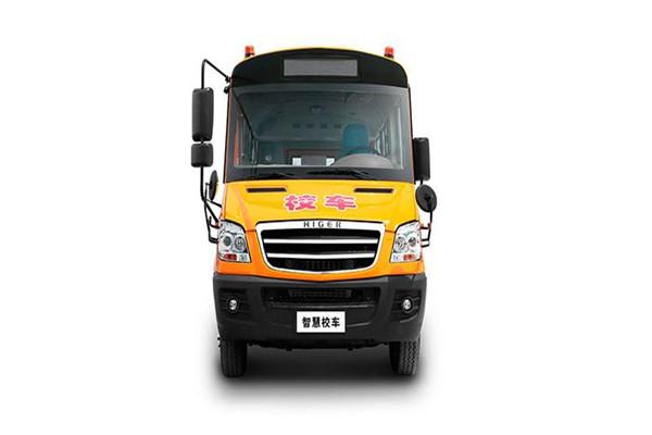 海格KLQ6569XE4A小学生专用校车(柴油国四10-18座)