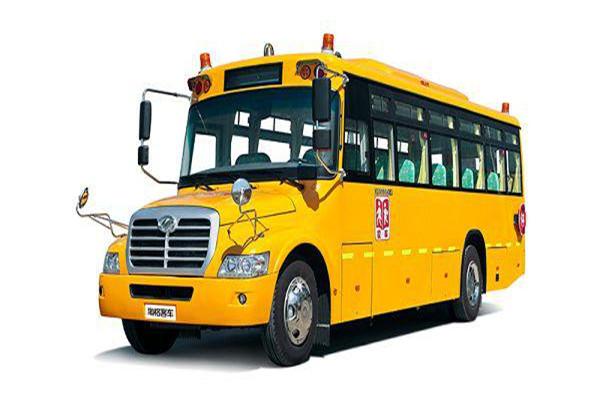 海格KLQ6106XQE5B小学生专用校车(柴油国五24-56座)