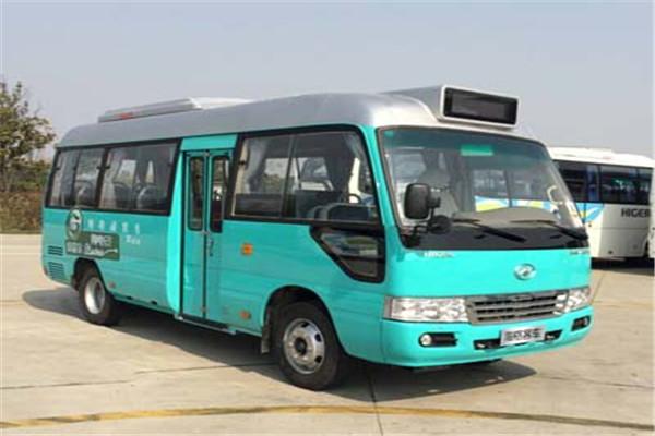 客车网 海格客车 > 海格klq6602gevh纯电动公交车(纯电动10-19座)