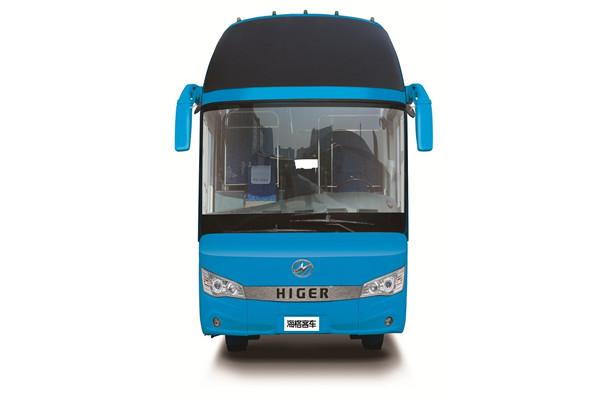 海格KLQ6122BAE53客车(柴油国五24-59座)