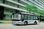 海格KLQ6850GAHEVE5E公交车(柴油/电混动国五10-28座)