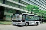 海格KLQ6850GAHEVC5E公交车(天然气/电混动国五10-28座)