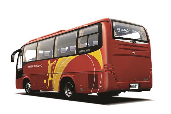 海格KLQ6796QE41客车