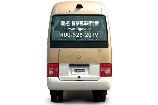 海格KLQ6702E4客车
