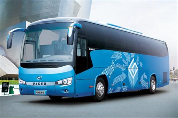 海格KLQ6122KAE41客车