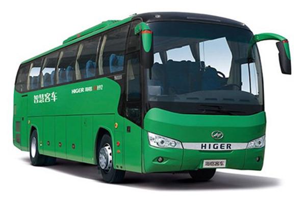 海格KLQ6122KAHEVE51B客车(柴油/电混动国五24-59座)
