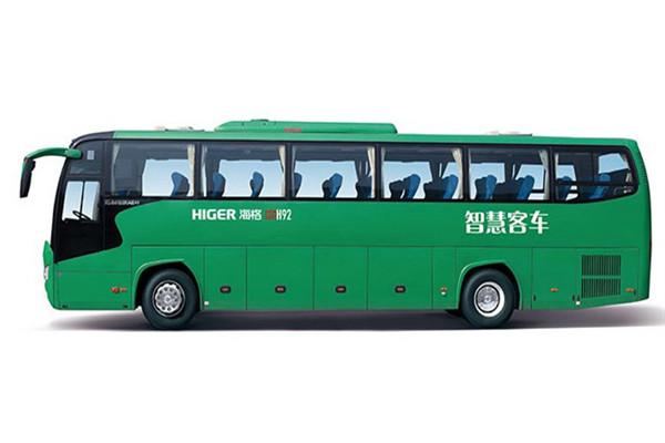 海格KLQ6122KAHEVE51B客车