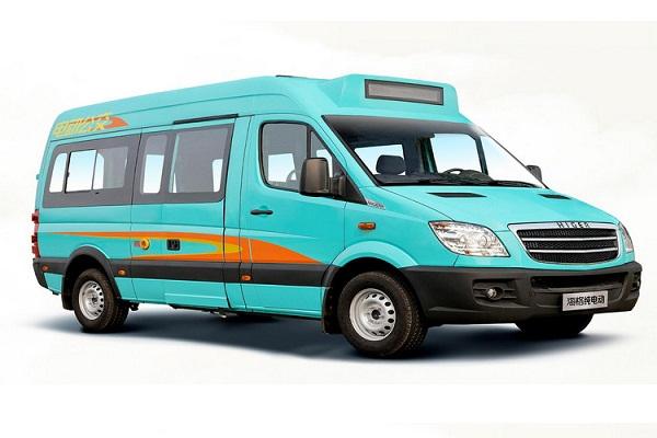 海格KLQ6601GBEVX2公交车(纯电动10-16座)