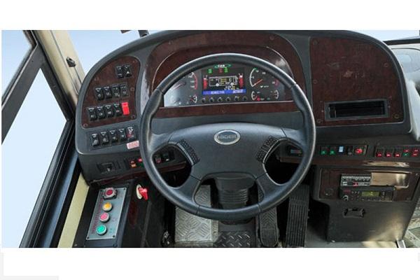 海格KLQ6109GAHEVC5A公交车(天然气混合动力国五24-39座)