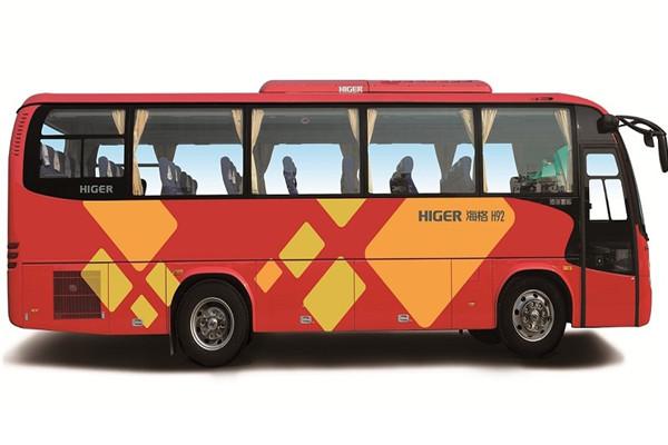 海格KLQ6920QE4客车