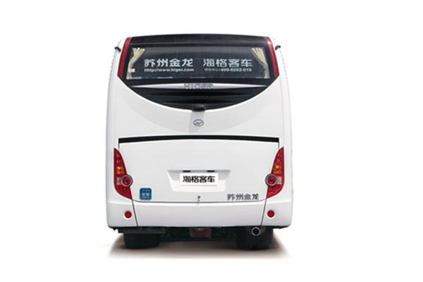 海格KLQ6755KQC50客车(天然气国五24-33座)