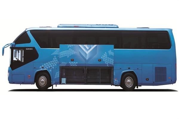 海格KLQ6122BAC52客车(天然气国五24-59座)