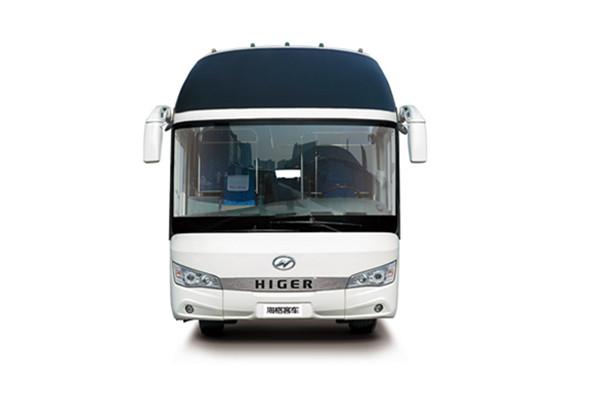 海格KLQ6122BAE50客车(柴油国五24-59座)