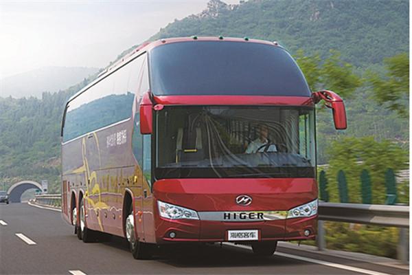 海格KLQ6142BAE43客车