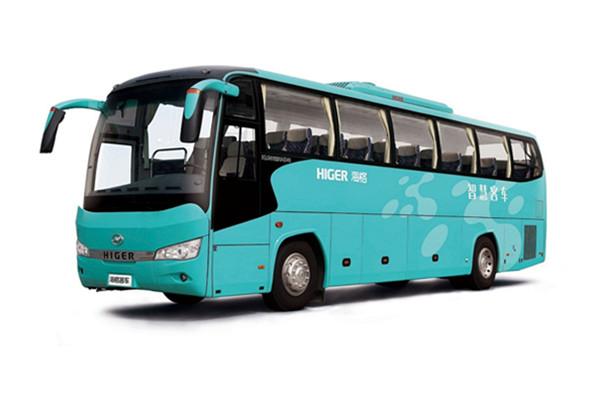 海格KLQ6112HAC50客车(天然气国五24-50座)