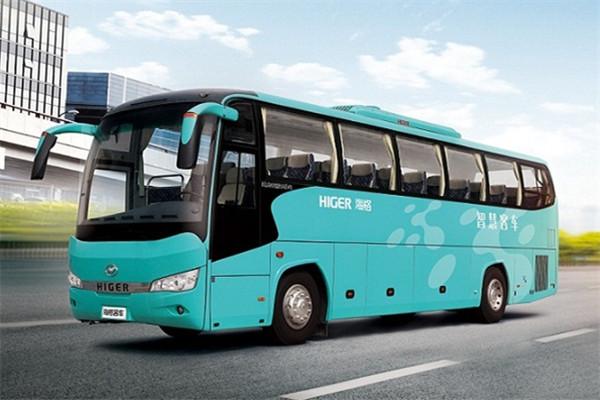 海格KLQ6112HAC51客车(天然气国五24-50座)
