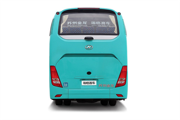海格KLQ6112HAHEVE51客车(柴油/电混动国五24-53座)