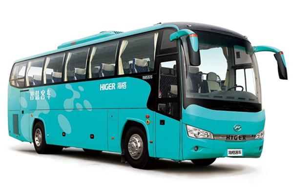 海格KLQ6112HAHEVE51E客车(柴油/电混动国五24-53座)