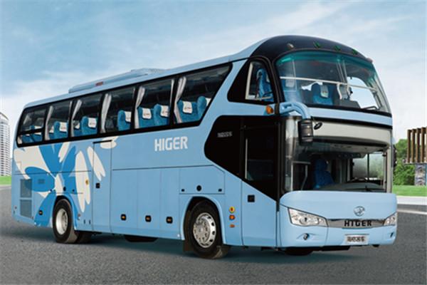 海格KLQ6112LDE50客车