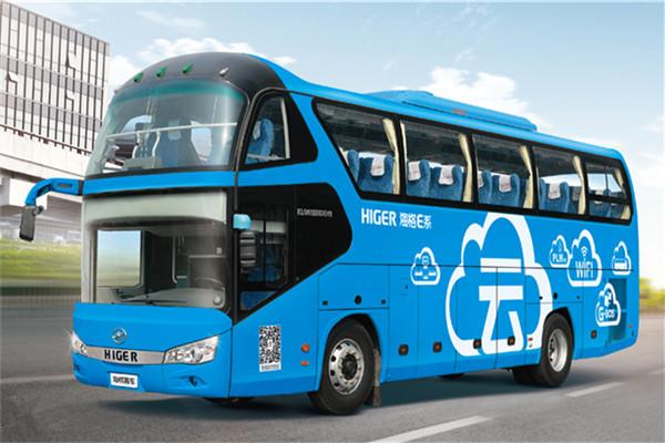 海格KLQ6112LDC51客车(天然气国五24-54座)