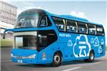 海格KLQ6112LDE51客车(柴油国五24-57座)