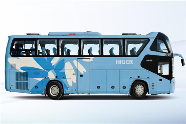 海格KLQ6112LDE51客车(柴油国五24-54座)