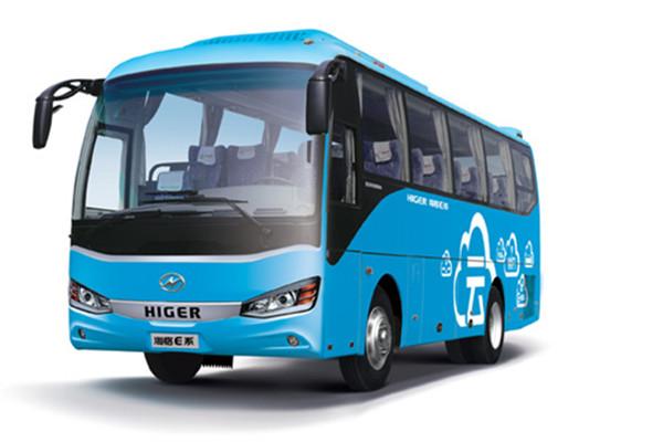 海格KLQ6802KAE41A客车