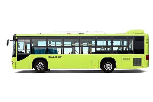 海格KLQ6109GAEVX2公交车(纯电动24-42座)