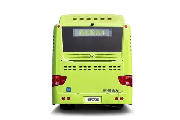 海格KLQ6109GAEVN2公交车(纯电动24-42座)