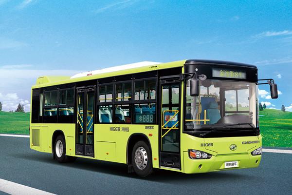 海格KLQ6109GAEV2公交车(纯电动24-42座)