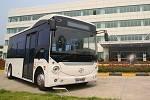 海格KLQ6672GEVX公交车(纯电动5-19座)