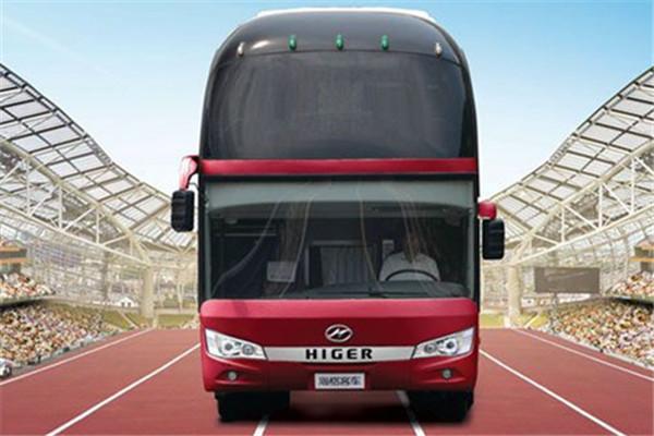 海格KLQ6122DAE53客车(柴油国五24-55座)