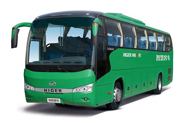 海格KLQ6122KAC50客车(天然气国五24-59座)