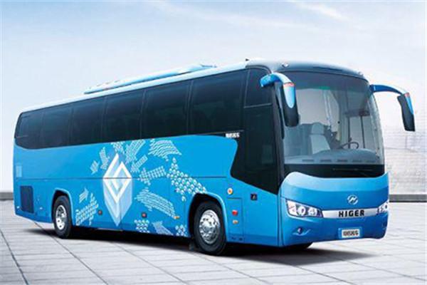 海格KLQ6122KAC51客车(天然气国五24-59座)