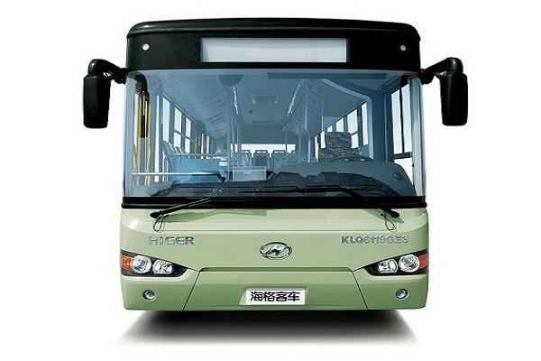 海格KLQ6119GAE5公交车(柴油国五24-46座)