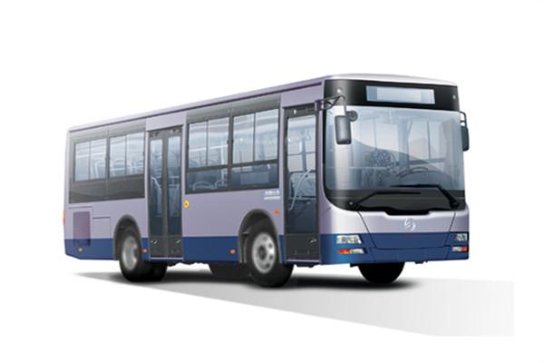 金旅XML6855JHEVD5C公交车(柴油/电混动国五10-26座)
