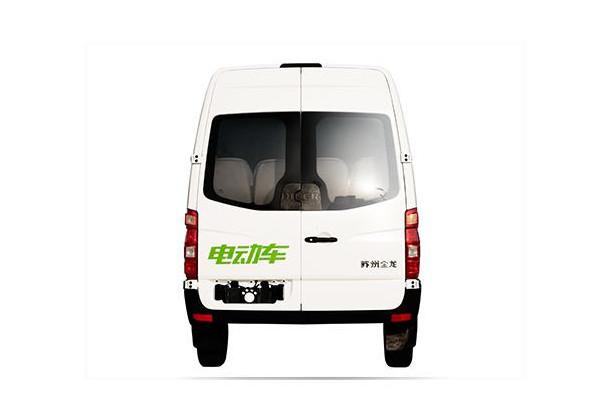 海格KLQ6601BEV2多功能商务车(纯电动10-16座)