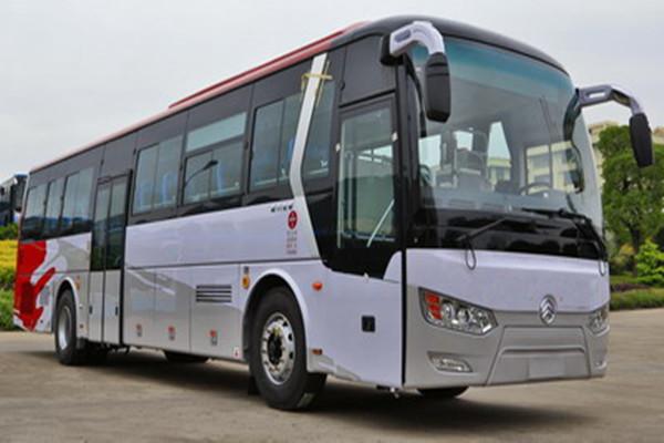 金旅XML6122JHEV85CN公交车