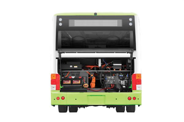 金旅XML6125JEVC0C公交车